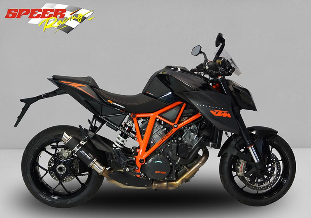 ODIS GP 1 RS Slip-On muffler for KTM 1290 SDR 2014 - 2016