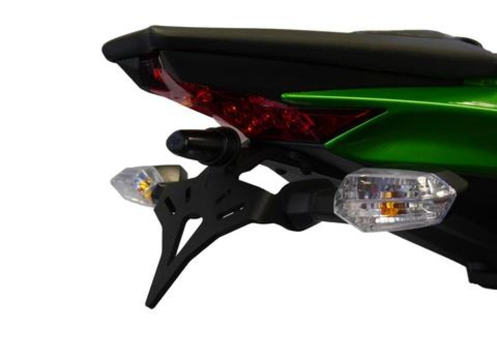 Tail Tidy Kawasaki Z 1000  up 2014 from Evotech