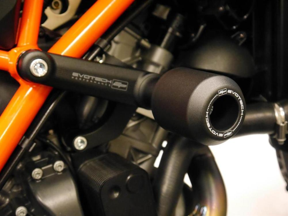 CRASH PROTECTION KTM 1290 - EVOTECH PERFORMANCE